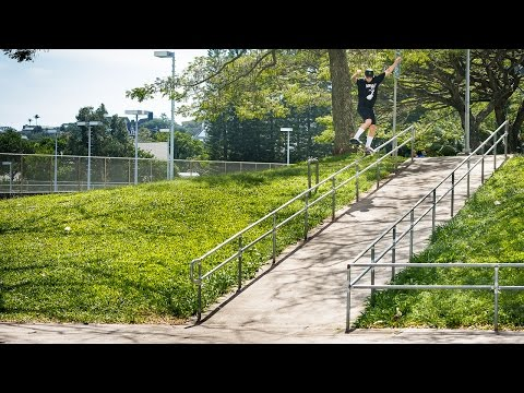 "Nyjah Huston's ""OMFG"" Part"