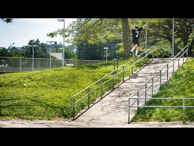 Nyjah Huston's