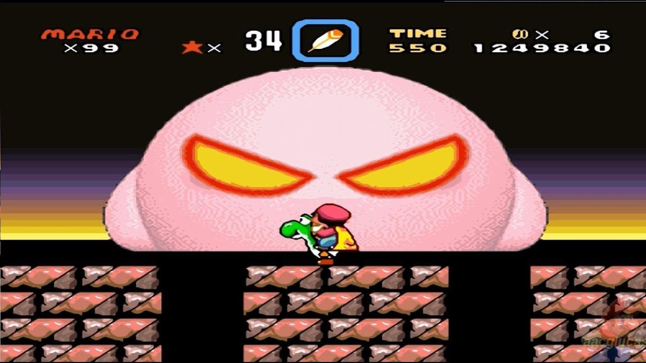 Super Kitiku Mario - Brutal Mario HD 100% World 6: Sky