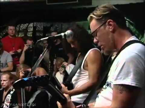 Metallica - For Whom The Bell Tolls [Live HQ - Fan Can 5] HD