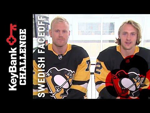 Patric Hornqvist Vs. Carl Hagelin: Swedish Faceoff | Pittsburgh Penguins