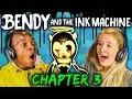 BENDY AND THE INK MACHINE Chapter 3 React Gaming mp3
