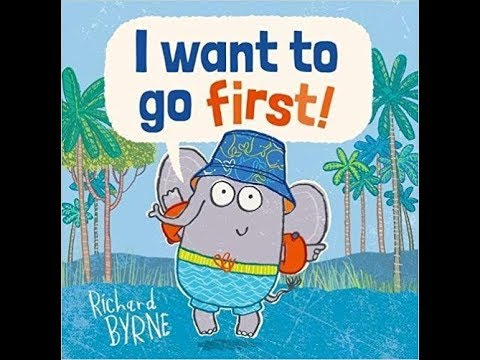 Story time for Kids: I Want to Go First | Oxford Children's Books
