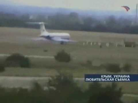 Russian Plane Crash in Ukraine