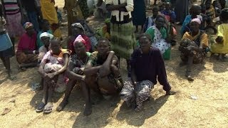 SOUTH SUDAN REFUGEES ARE