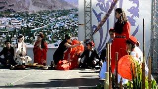 Обряд памирской свадьбы на экспозиции