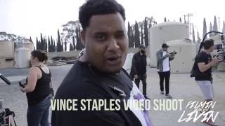 Filmin How We Livin EP. 12- BOOHOO Party & Vince Staples Shoot