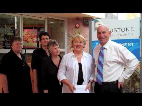 Campaign Trail - Jenny Macklin and Chris Trevor