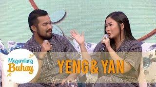 Magandang Buhay: Yeng and Yan's story of forgiveness