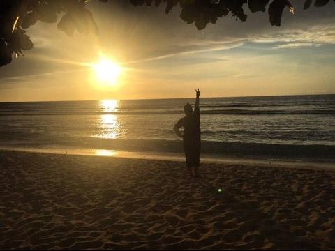 LA UNION WAVE 🌊 SUNSET BAY RESORT - JANUARY 22-24, 2017 || ReyshelVlogs#10