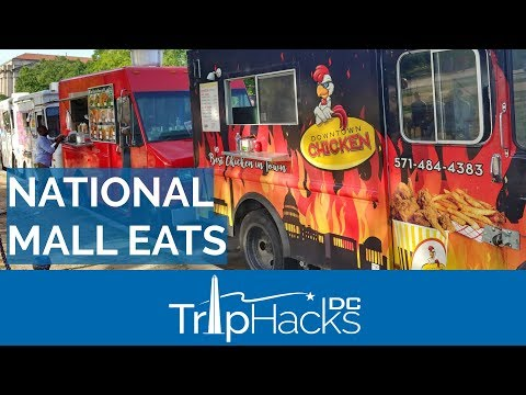 BEST Places to Eat on the National Mall