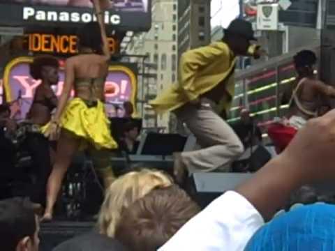FELA! at Broadway on Broadway 2009!