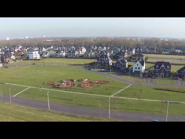Den Haag by drone - Vroondaal (The Hague, The Netherlands)
