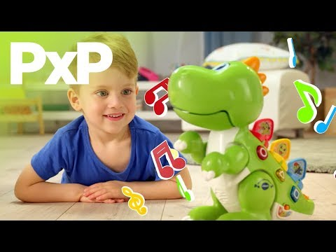 Have a blast this holiday season with new toys from VTech and LeapFrog! | A Toy Insider Play by Play