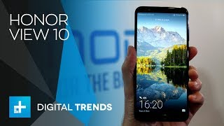 Honor View 10 - Hands On Review