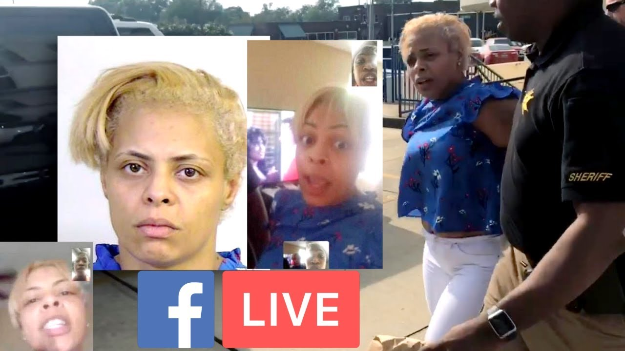 Alabama Woman Shoots Boyfriend On Facebook Live For Not Divorcing His Wife.