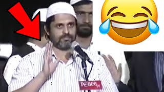 Man claims to be the Mahdi live on Peace TV !!! thumbnail