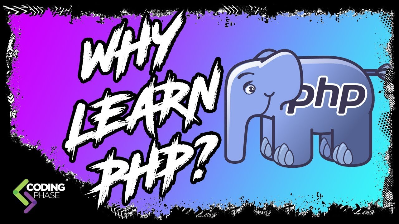 why learn php in 2018?