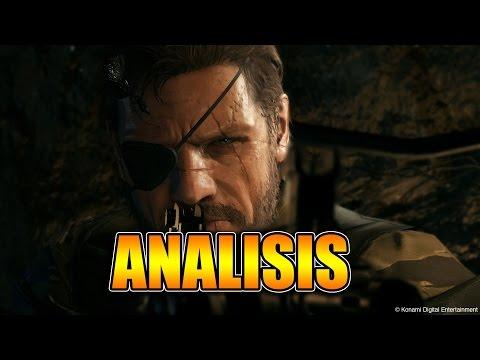 Análisis: Metal Gear Solid V The Phantom Pain (NO SPOILERS)