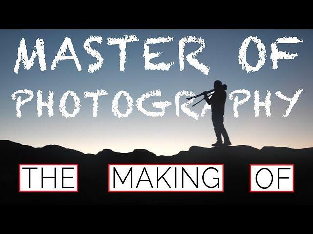 Thomas Heaton MASTER PHOTOGRAPHER The Making Of