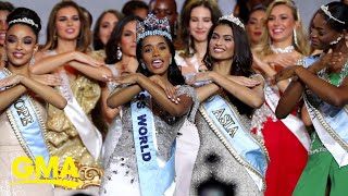 Toni-Ann Singh from Jamaica crowned Miss World | GMA