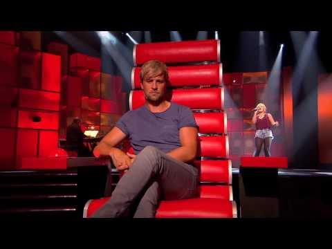 The Voice of Ireland Series 3 Ep 2 - Mariah Butler Blind Audition