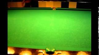 Бильярдные трюки. Русский бильярд // Tricks in Russian billiards