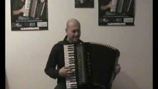 """FANTASTIQUE RÊVE"" Swing valse di Gianni Mirizzi Accordion Accordeon Acordeon Acordeao Akkordion"