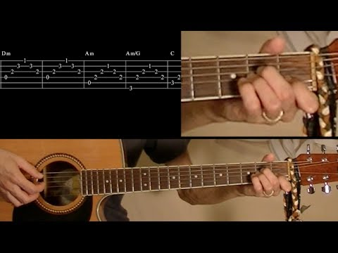 O Holy Night guitar lesson - beginner friendly