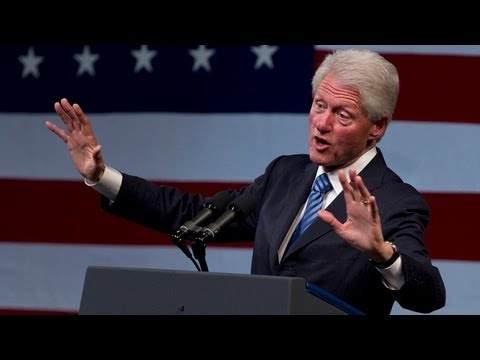 Bill Clinton on Bush Tax Cuts: On Second Thought...