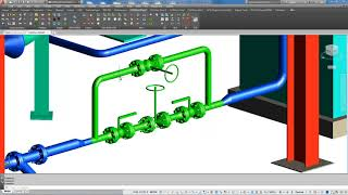 CADWorx Plant Design Suite & OrthoGen Overview and Intro HxGN