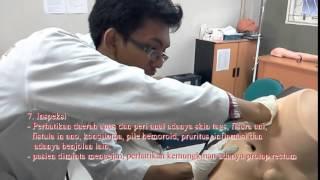 Video KKD - Pemeriksaan Rektal Modul Gastrointestinal