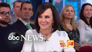 'GMA' Hot List: Marcia Clark discusses what to expect from 'The Fix' | GMA