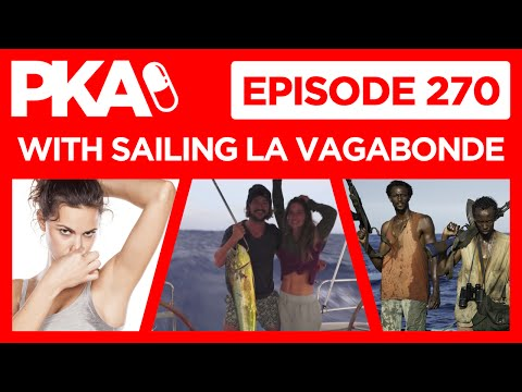 PKA 270 w/La Vagabonde Living a Dream Life, Rapey Foreigners, Hippy Body Odor