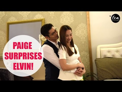 If Only I Could Special: Paige Surprises Elvin