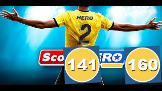 Score! Hero 2 | SEASON 8 | level 141 to 160 - 3 Stars screenshot 4