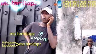 Mc temitopz comedy central title where public toilet dey