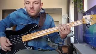 Groove - Roosevelt - Forgive (feat. Washed Out) - bass cover + TABS