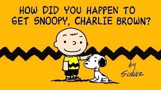 Nasıl Snoopy, Charlie Brown Almak için Ne Yaptın? - Fıstık Çizgi Film