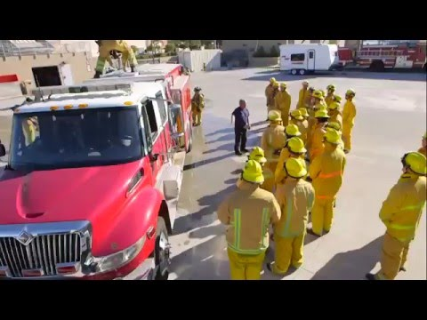 San Diego Miramar College Fire Academy