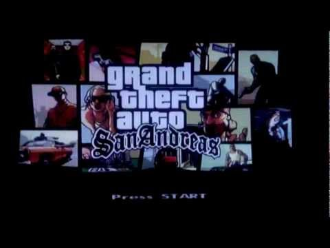 Grand Theft Auto: San Andreas (Intro)