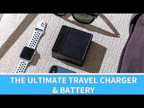 Mophie Powerstation Hub Review: Ultimate Travel Charger