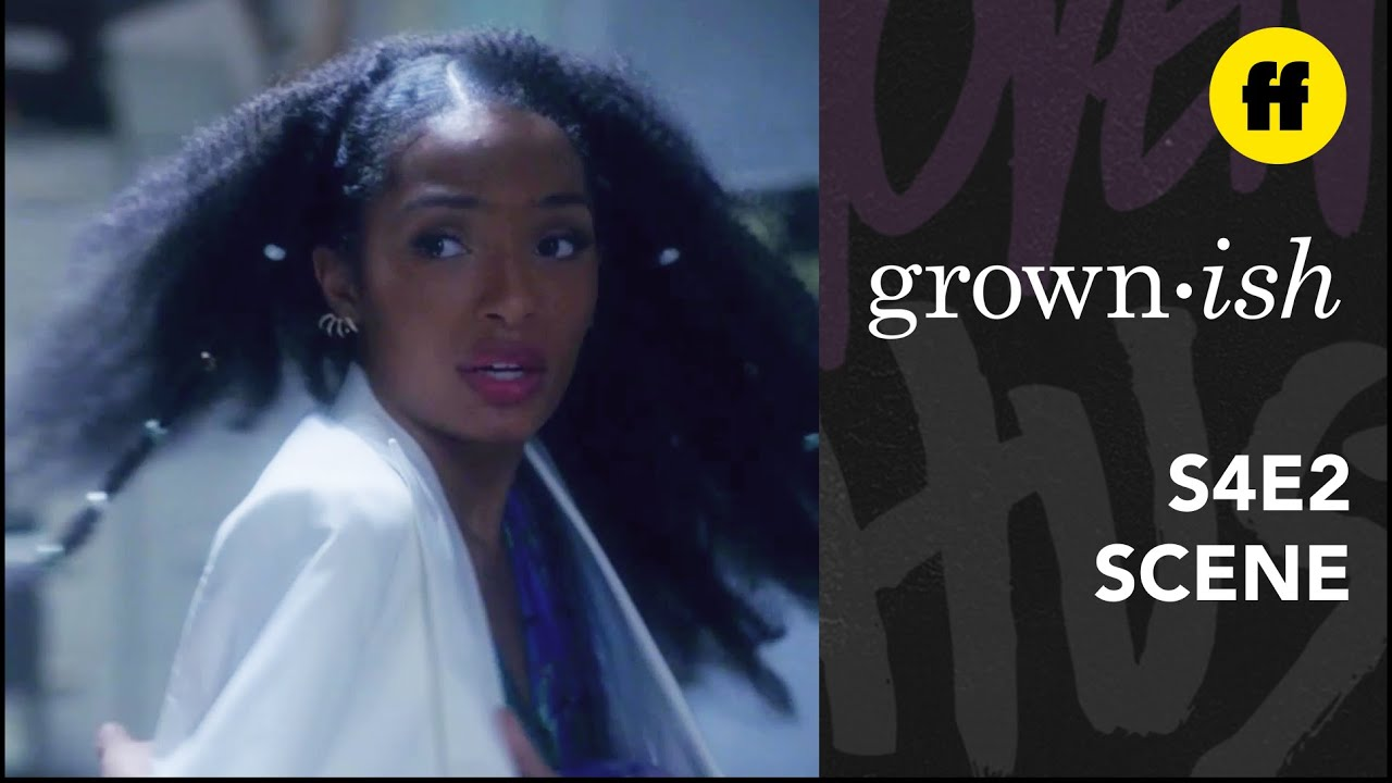 Download grown-ish Season 4, Episode 2 | Zoey Confesses to Protect Aaron | Freeform