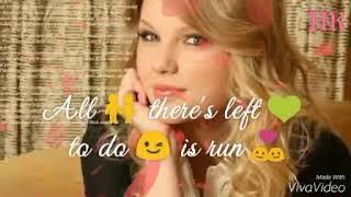 Love story # Taylor Swift # Whatsapp status
