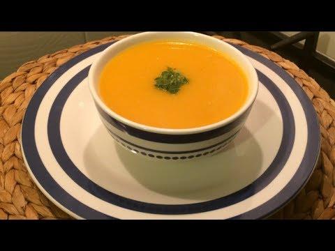 Balkabağı Çorbası Tarifi | Annemin Yemekleri