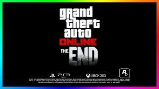 The END Of GTA 5 Online Is Near On Xbox 360 & PlayStation 3 As Rockstar SHUTS DOWN More Features...