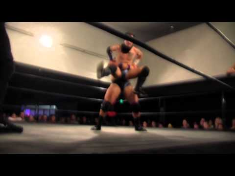 Newcastle Pro Wrestling #39 - The Light Speed Express Vs The