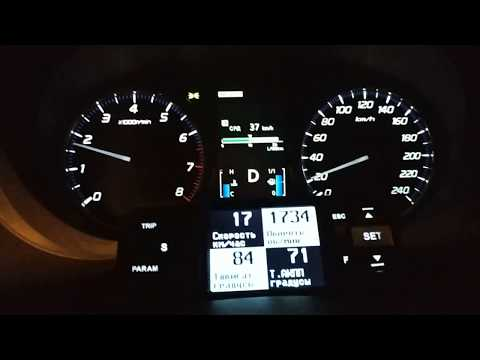 Outlander III V6 3.0 расход топлива в городе