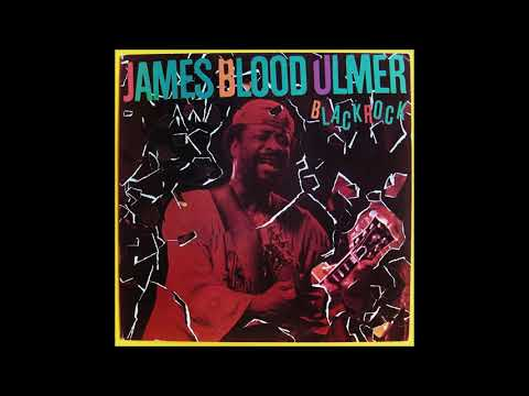 James Blood Ulmer 1982-Black Rock 04-Family Affair