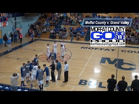 Moffat County High School Boy's Basketball - GO